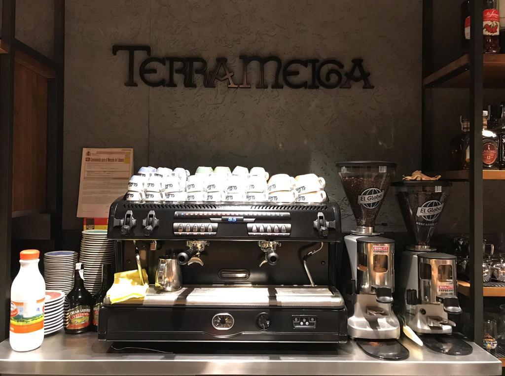 Cafetera Terra Meiga Granda